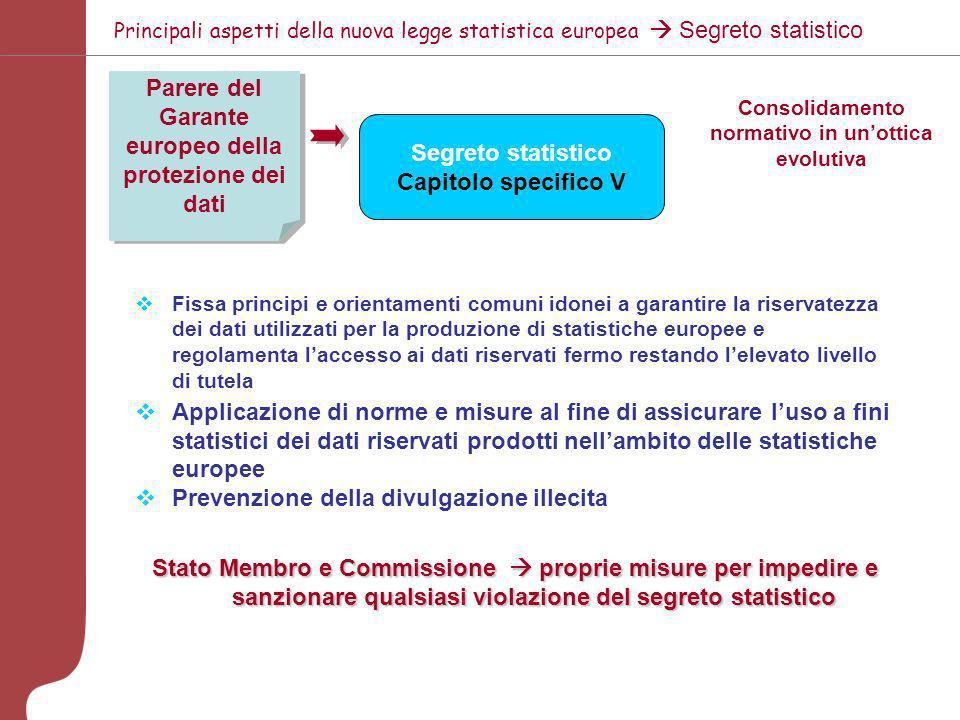 Parere del Garante europeo della protezione dei dati