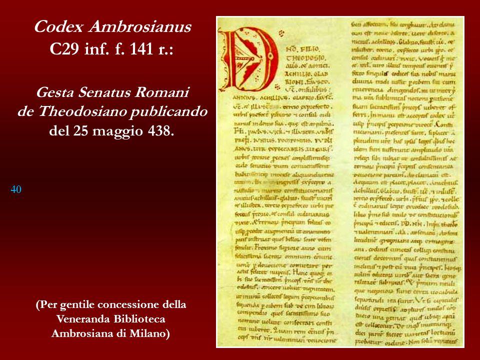 de Theodosiano publicando