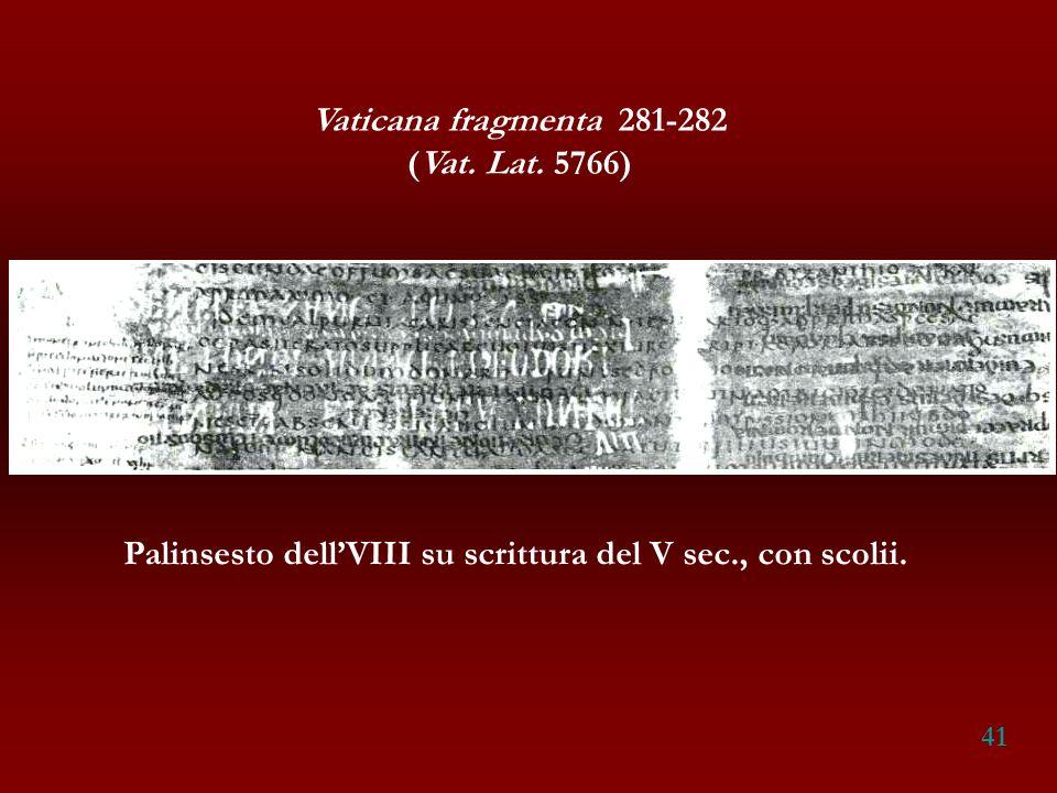 Vaticana fragmenta 281-282 (Vat. Lat. 5766)
