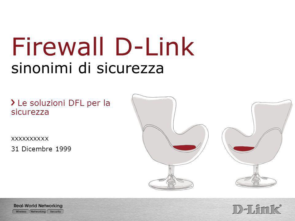 Firewall D-Link sinonimi di sicurezza