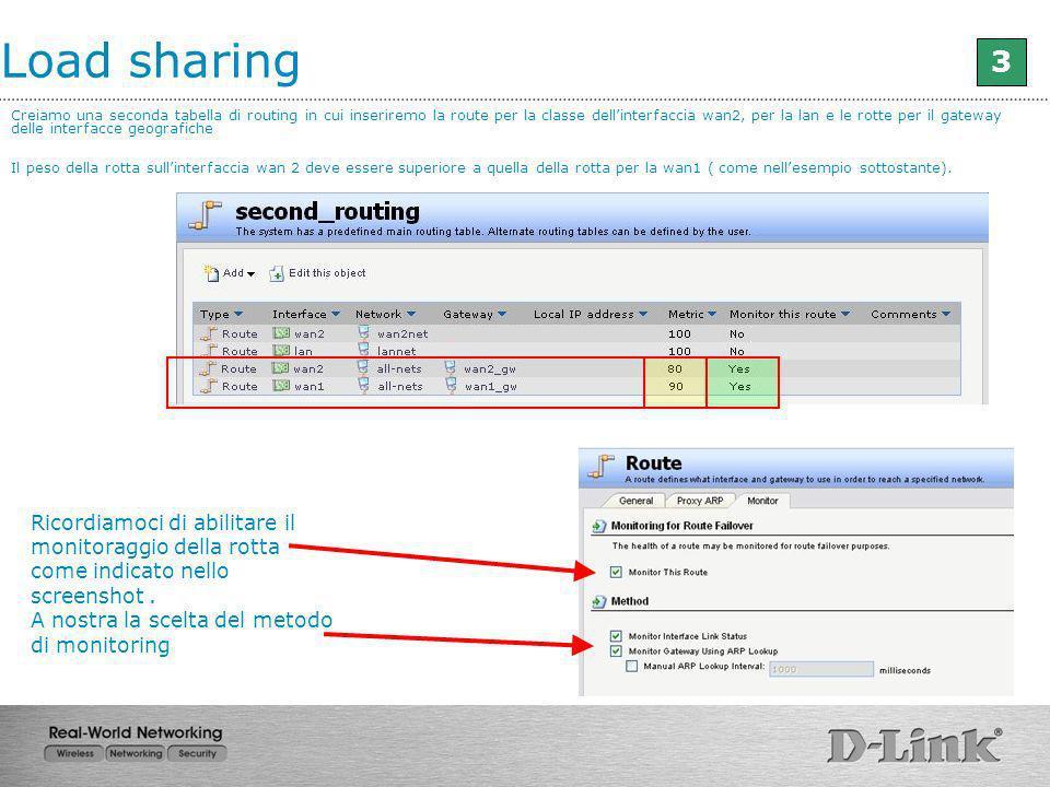 Load sharing 3.