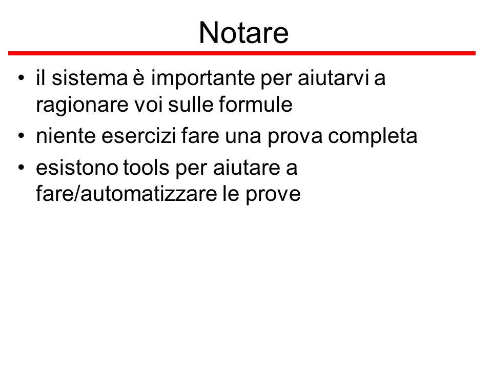 Notare il sistema è importante per aiutarvi a ragionare voi sulle formule. niente esercizi fare una prova completa.