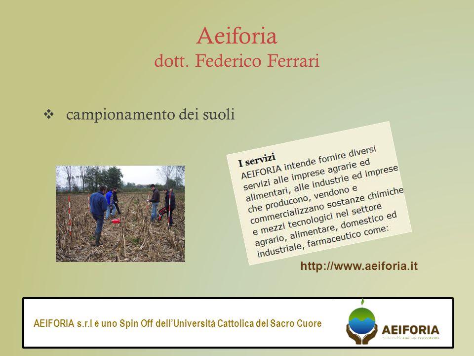 Aeiforia dott. Federico Ferrari