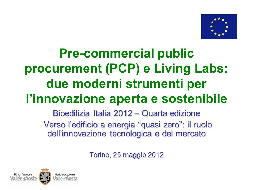 Bioedilizia Italia 2012 – Quarta edizione