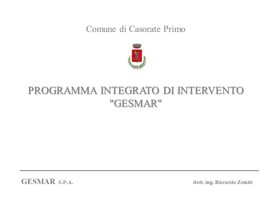 GESMAR S.P.A. dott. ing. Riccardo Zemiti