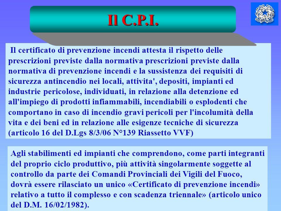 Il C.P.I.