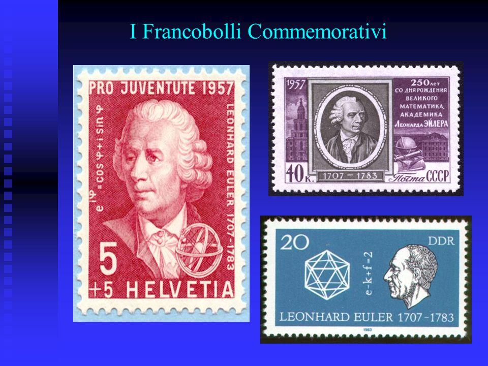I Francobolli Commemorativi