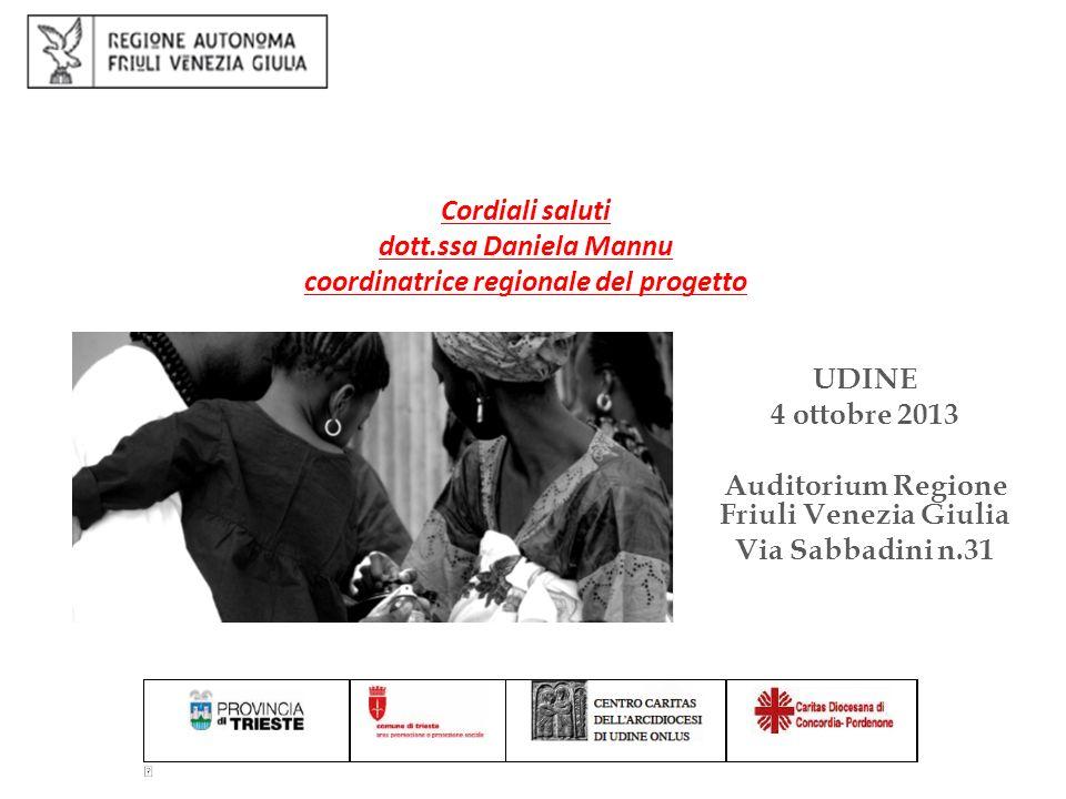 Auditorium Regione Friuli Venezia Giulia