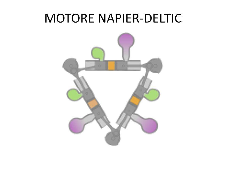 MOTORE NAPIER-DELTIC