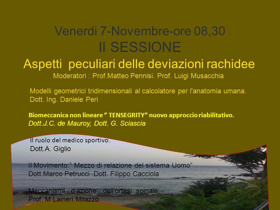 Venerdi 7-Novembre-ore 08,30