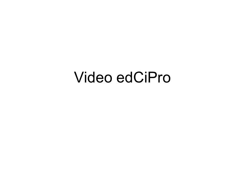 Video edCiPro