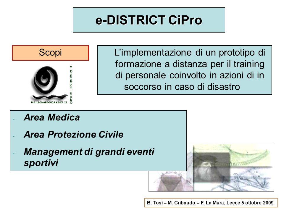 e-DISTRICT CiPro Scopi