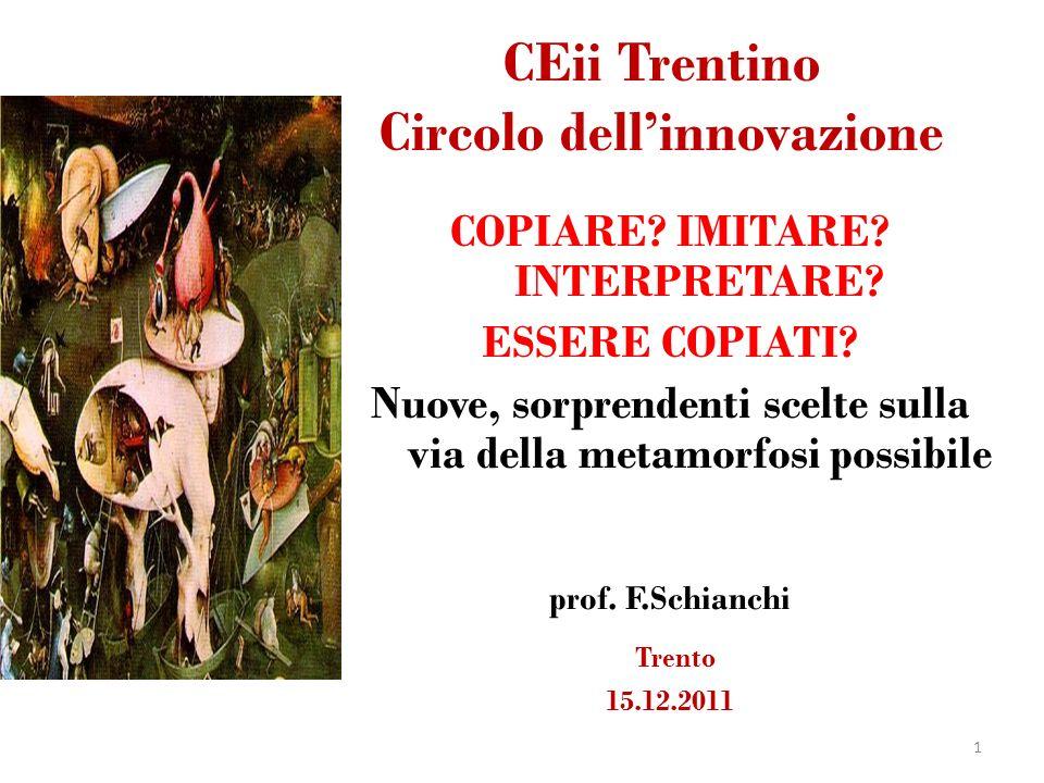CEii Trentino Circolo dell'innovazione
