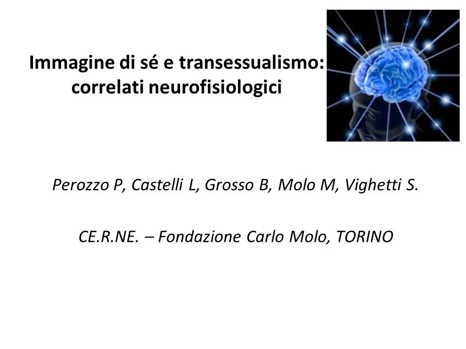 Immagine di sé e transessualismo: correlati neurofisiologici