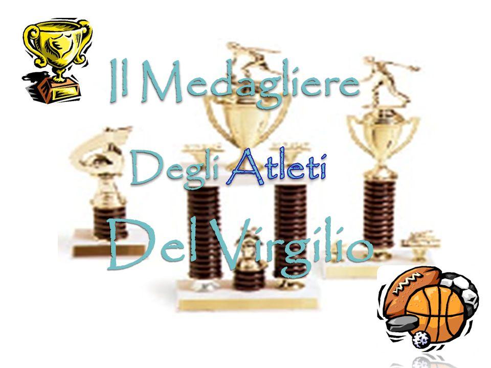 Il Medagliere Degli Atleti Del Virgilio