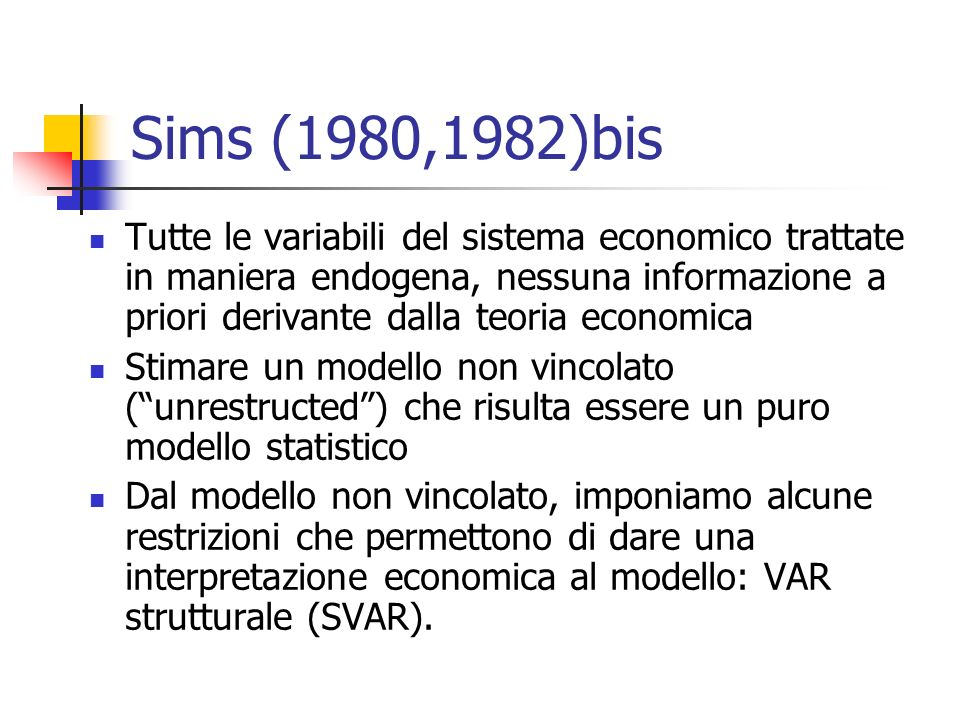 Sims (1980,1982)bis