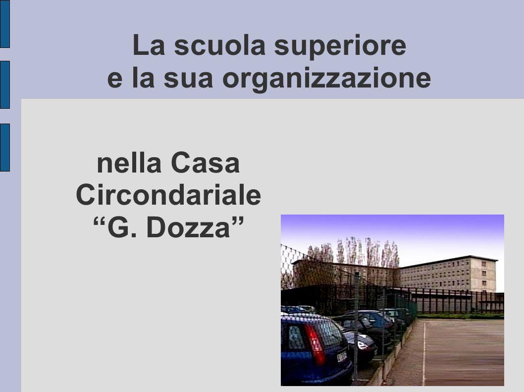 nella Casa Circondariale G. Dozza