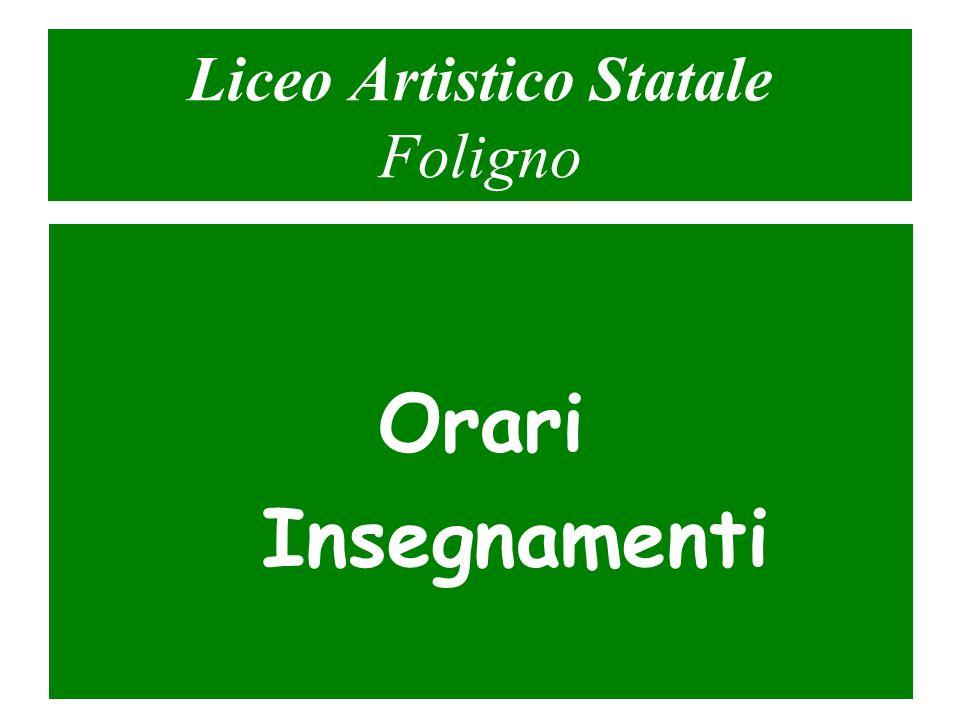 Liceo Artistico Statale Foligno