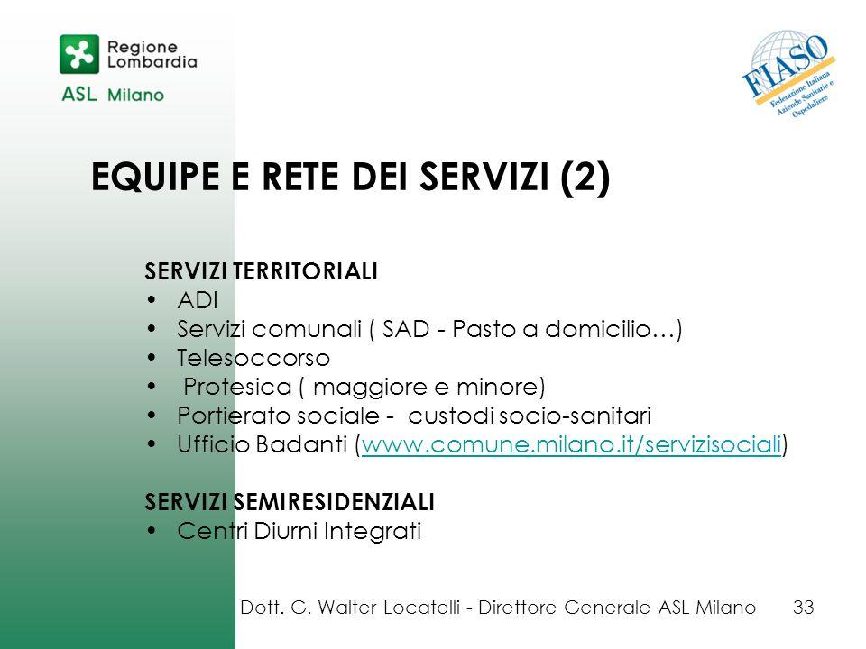 EQUIPE E RETE DEI SERVIZI (2)
