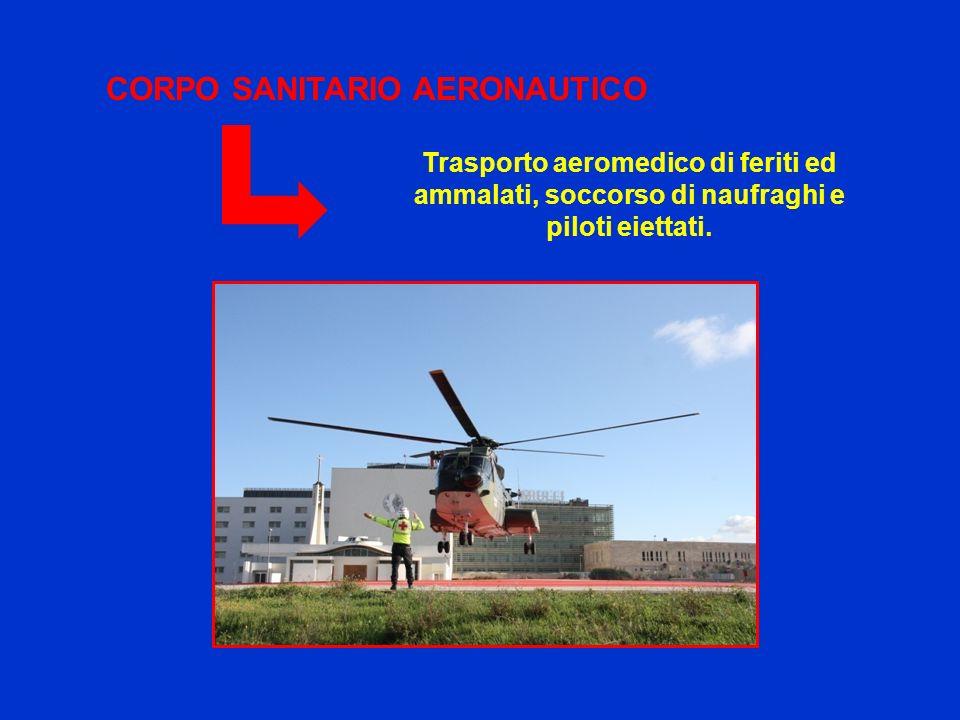 CORPO SANITARIO AERONAUTICO