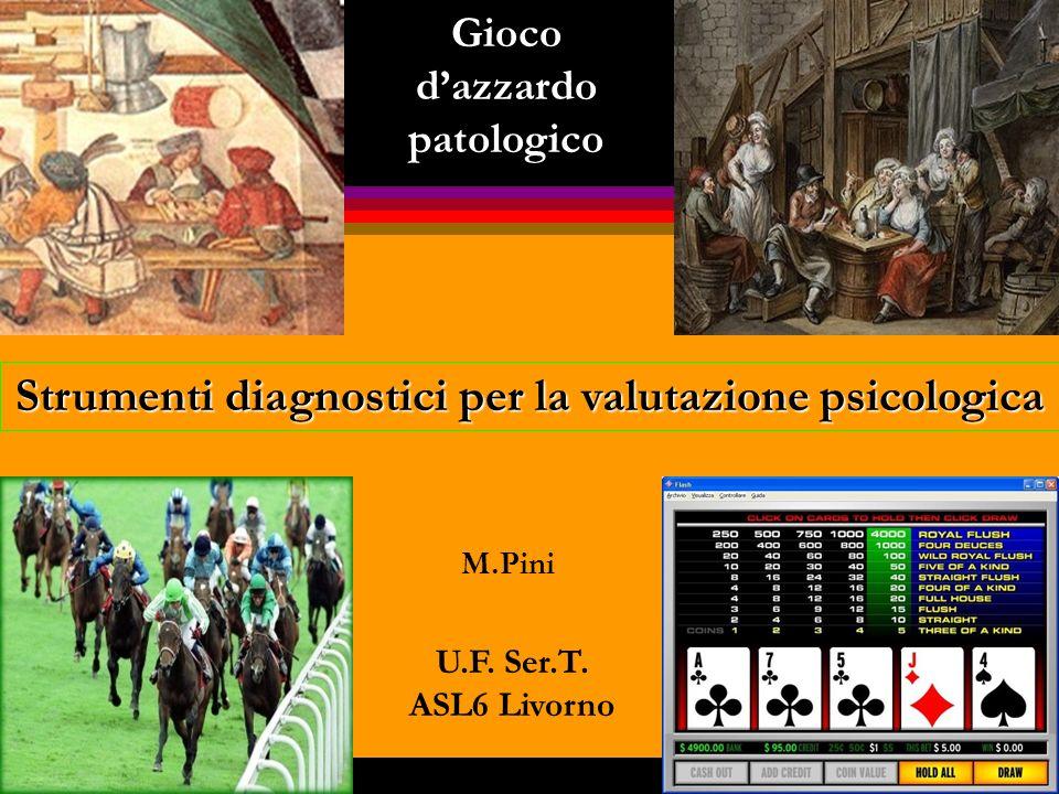 Strumenti diagnostici per la valutazione psicologica