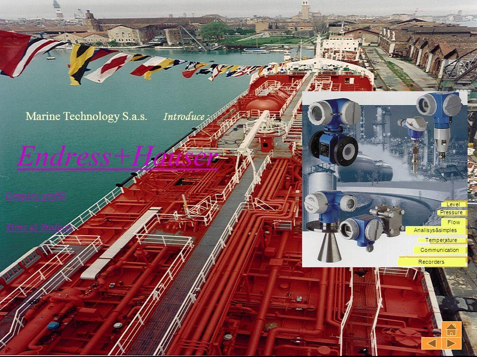 Marine Technology S.a.s. Introduce :