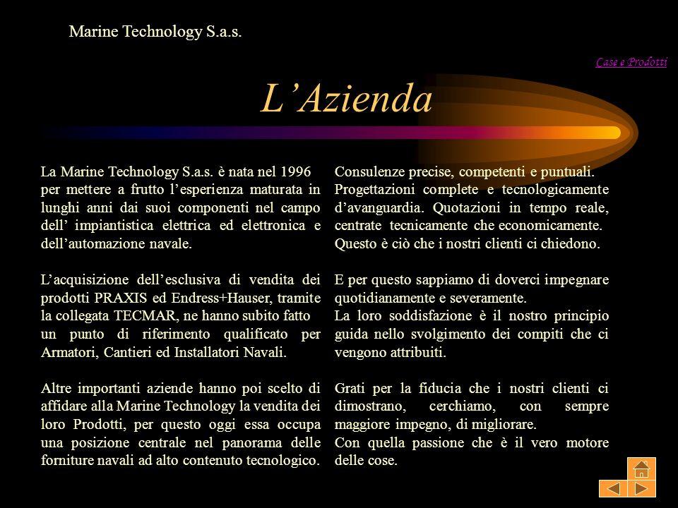 L'Azienda Marine Technology S.a.s.