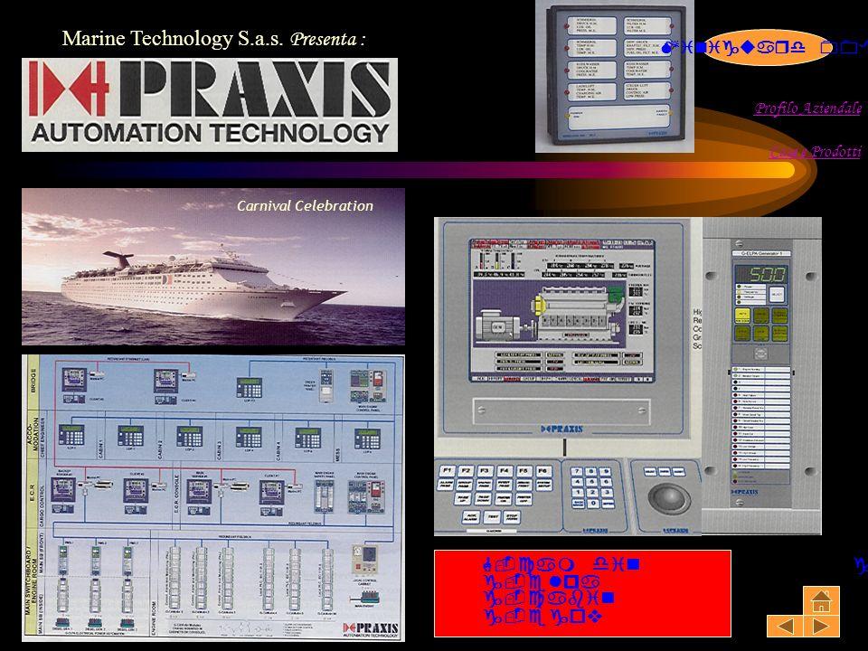 Marine Technology S.a.s. Presenta :