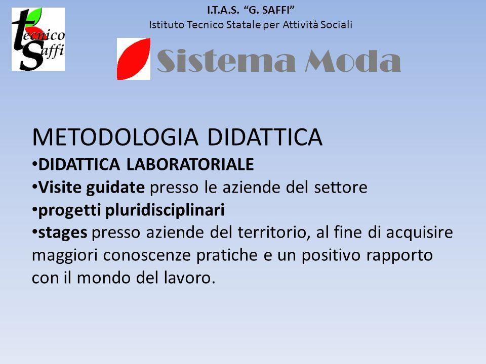 Istituto Tecnico Statale per Attività Sociali