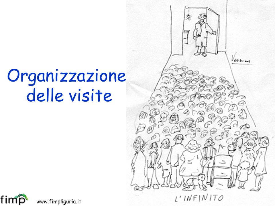 Organizzazione delle visite