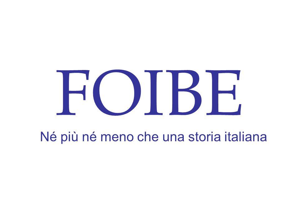 Né più né meno che una storia italiana
