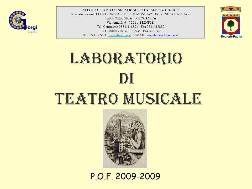 ISTITUTO TECNICO INDUSTRIALE STATALE G. GIORGI