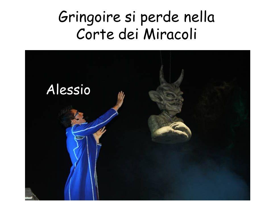 Gringoire si perde nella Corte dei Miracoli