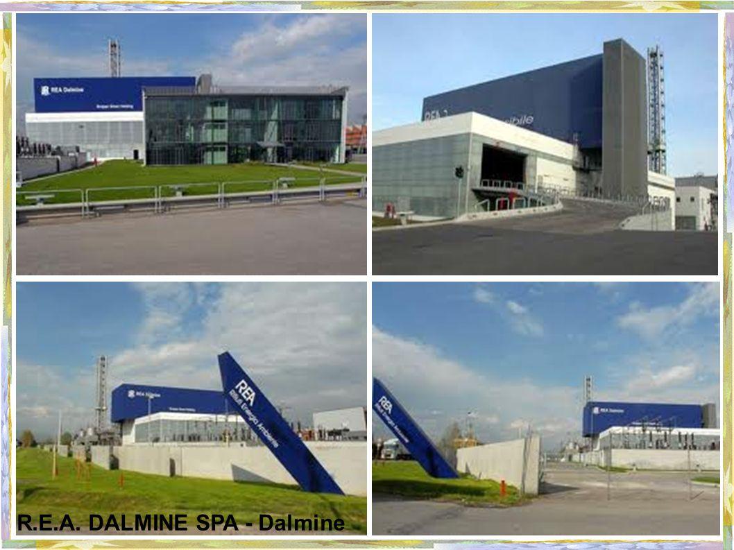 R.E.A. DALMINE SPA - Dalmine