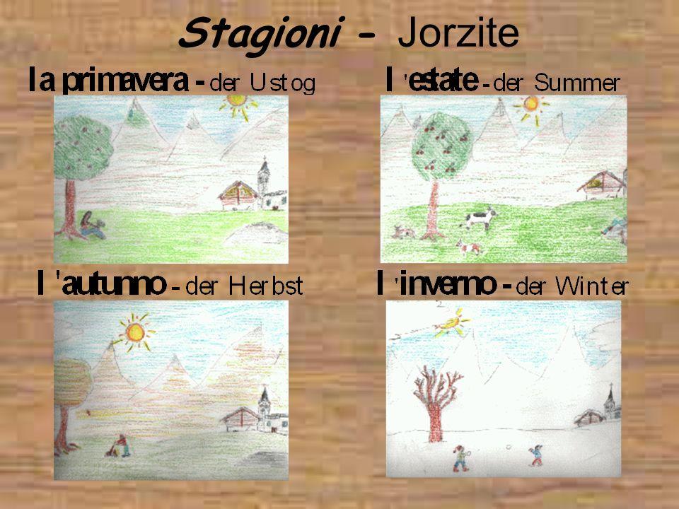 Stagioni - Jorzite
