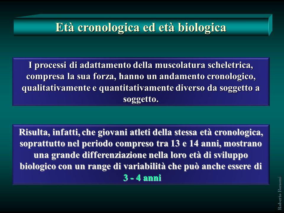 Età cronologica ed età biologica