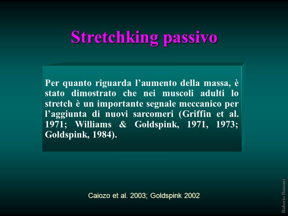 Caiozo et al. 2003; Goldspink 2002