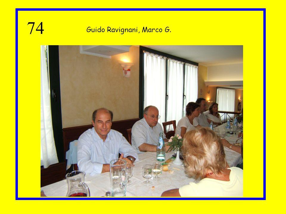 74 Guido Ravignani, Marco G.