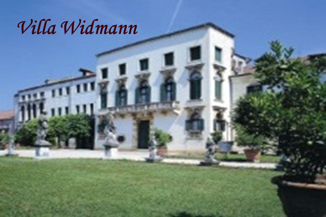 Villa Widmann Brenta Kanaal