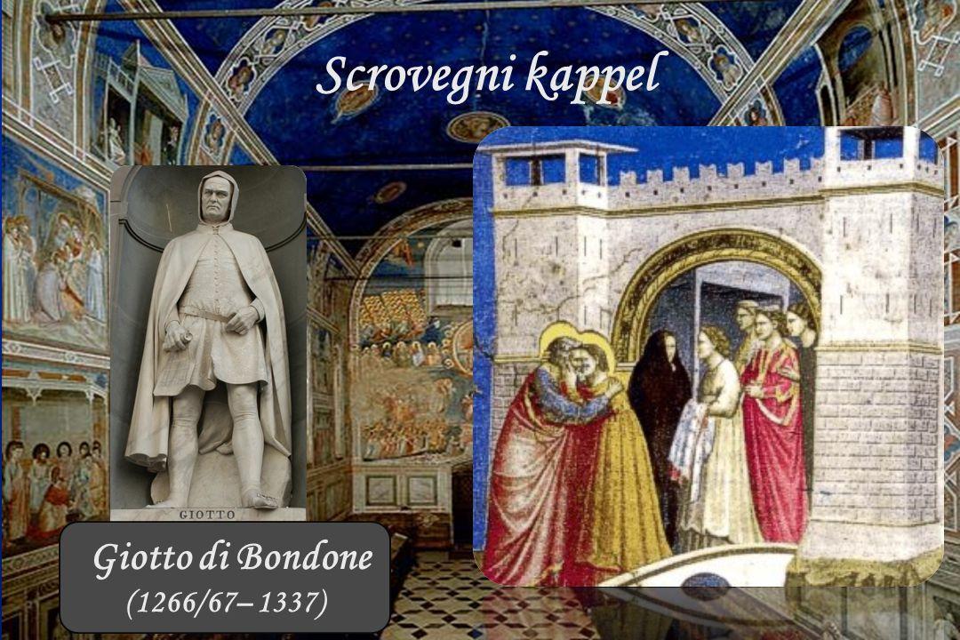 Padua 26 september 2014 Scrovegni kappel Giotto di Bondone