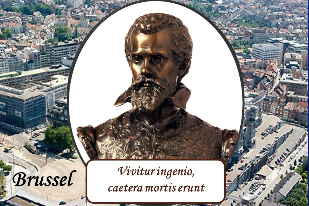 Brussel Vivitur ingenio, caetera mortis erunt 31 December 1514
