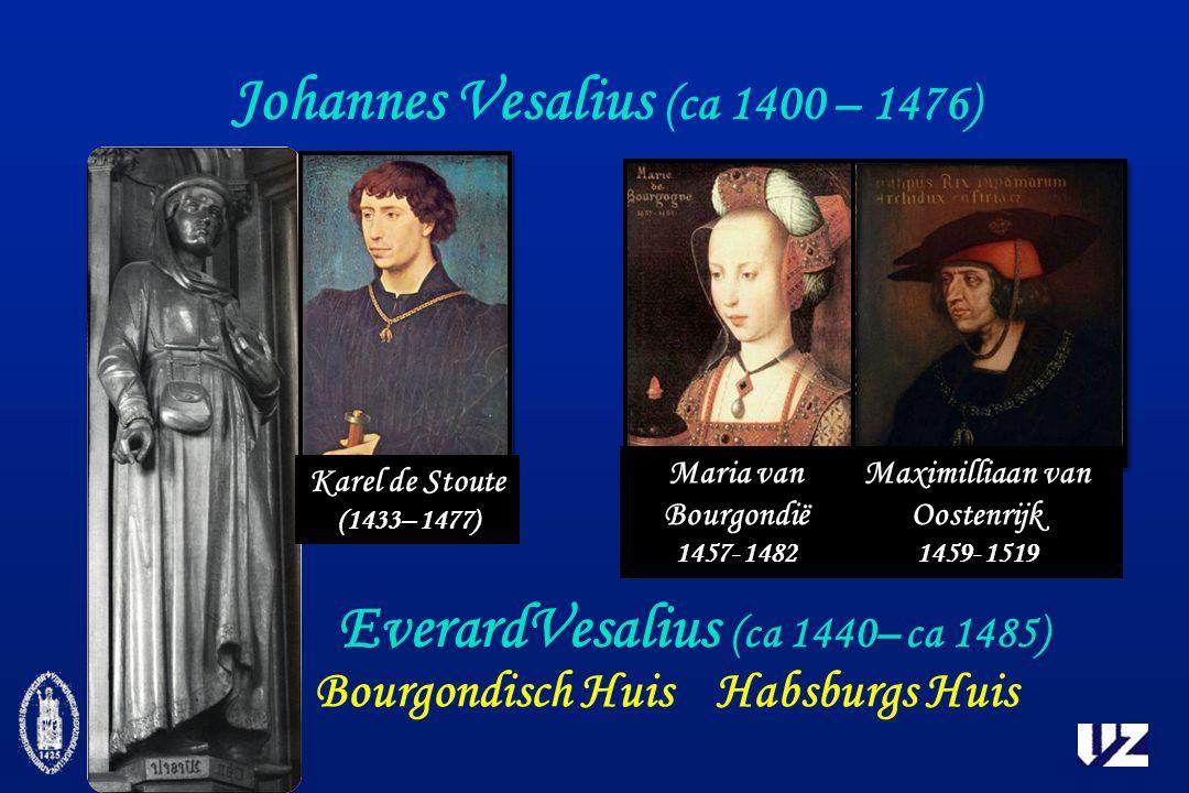 Johannes Vesalius (ca 1400 – 1476)