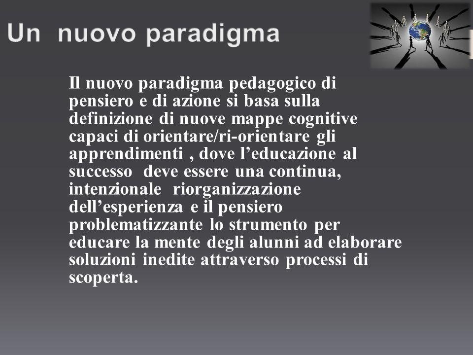 Un nuovo paradigma