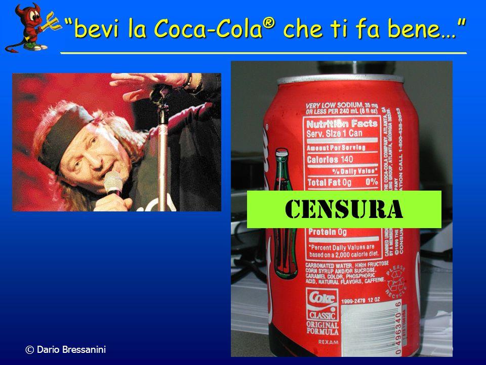 bevi la Coca-Cola® che ti fa bene…