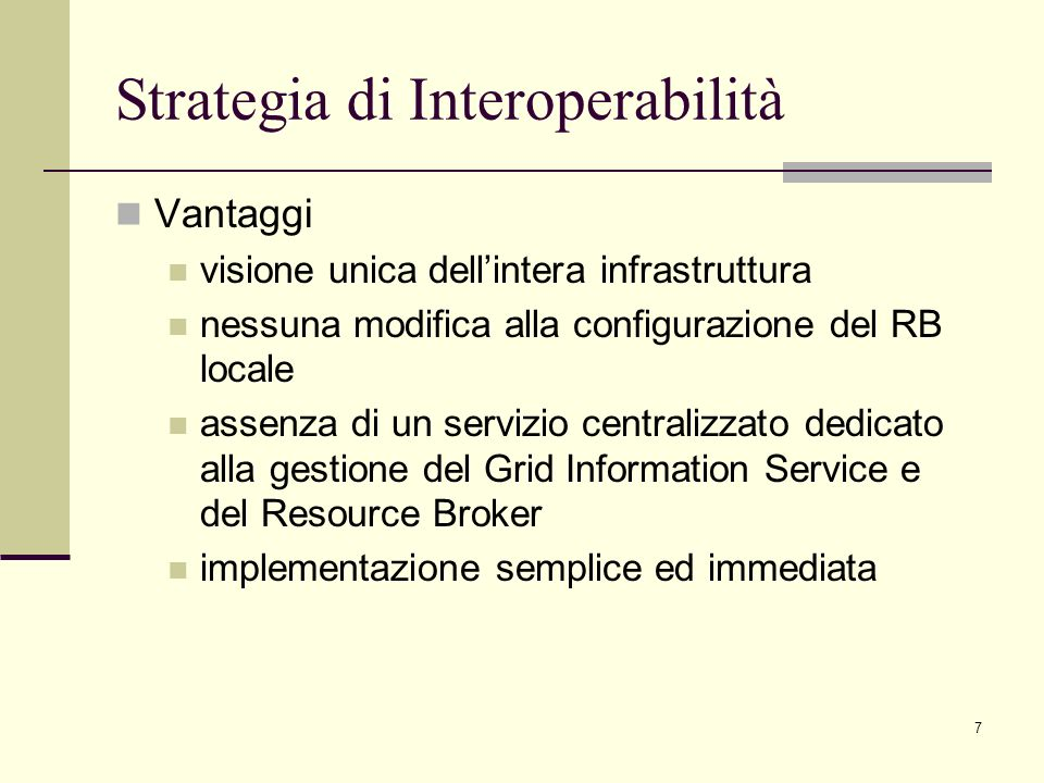Strategia di Interoperabilità