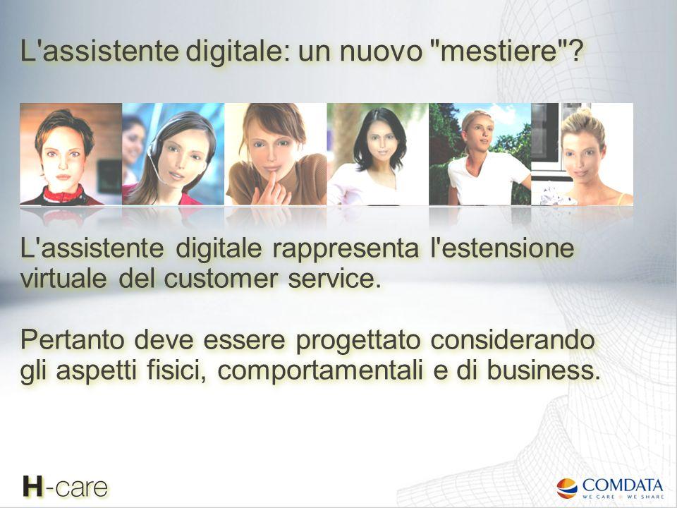 L assistente digitale: un nuovo mestiere