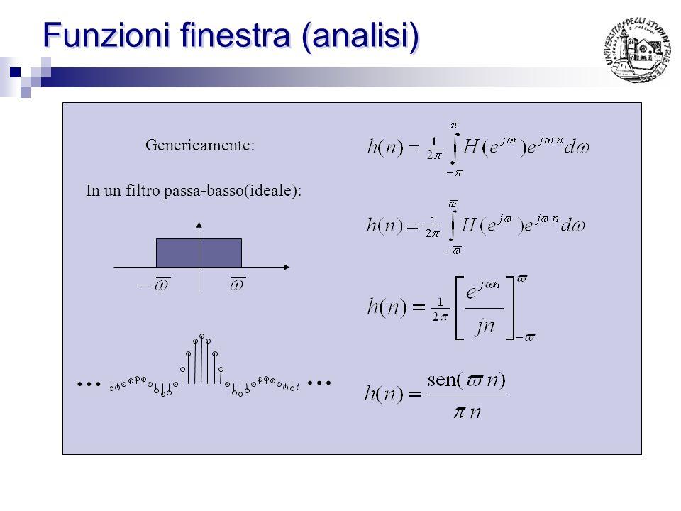 Funzioni finestra (analisi)