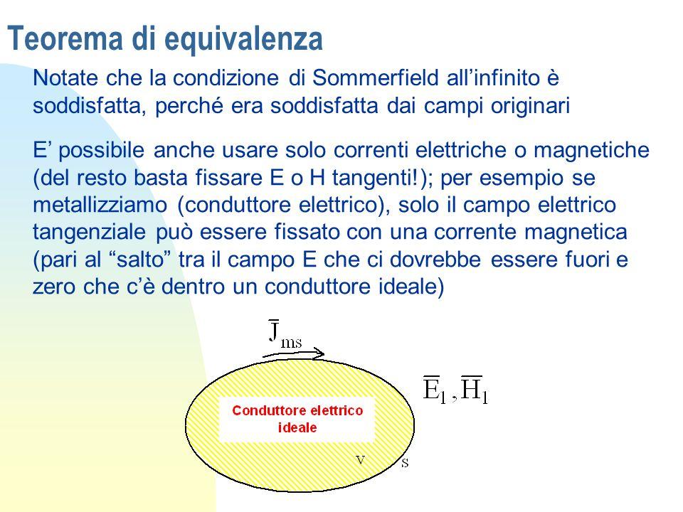 Teorema di equivalenza