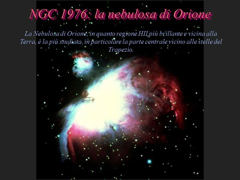 NGC 1976: la nebulosa di Orione