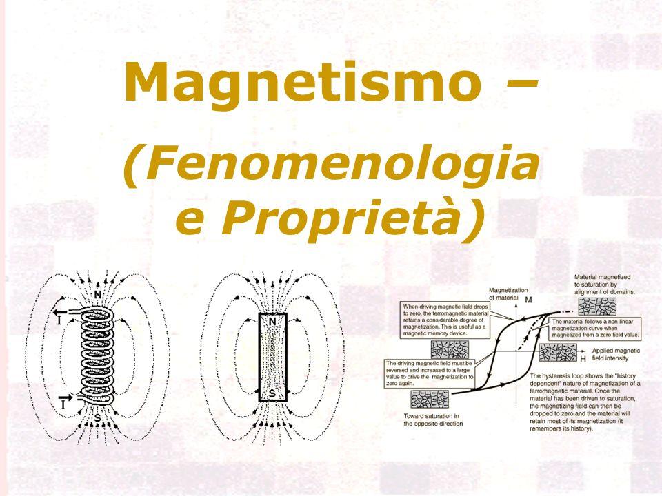 Magnetismo & Beni Culturali
